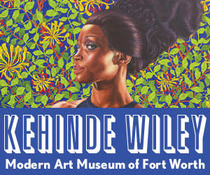 MAMFW The Modern presents Kehinde Wiley