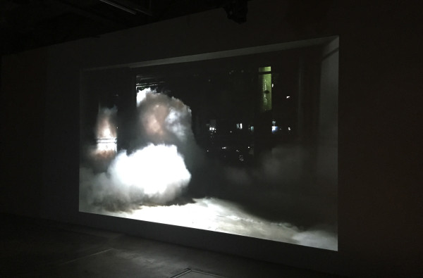 Alona Rodeh, Barking Dogs Don't Bite, 2012. Single-channel HD video with sound.