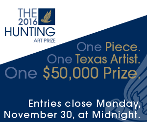 Hunting Art Prize 2016