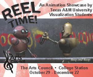 Arts Council Brazos Valley Reeltime