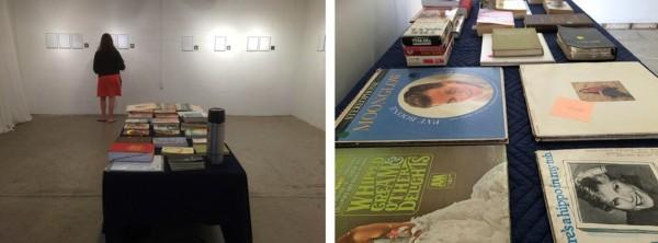 Kaeru (To Return Home), 2015. Installation, 3rd Space, San Antonio.