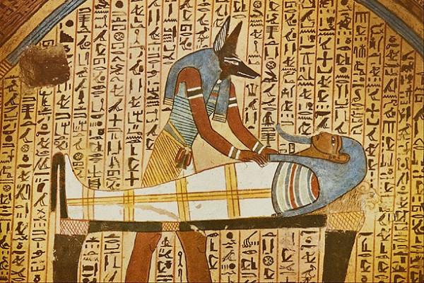 egypt tomb
