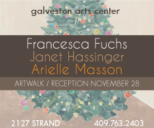 Galveston Arts Center: Fuchs, Hassinger, Masson