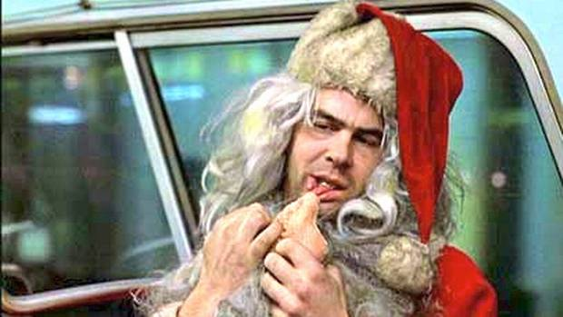Dan Aykroyd in Trading Places, 1983. (Not Jim Pirtle)