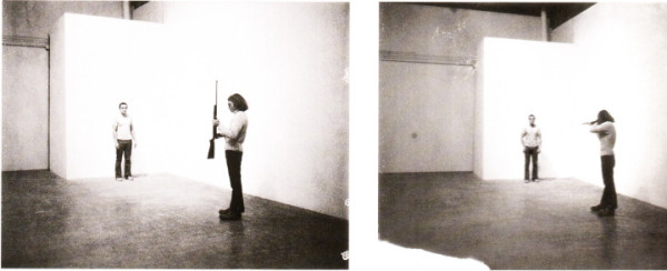 Chris Burden Shoot