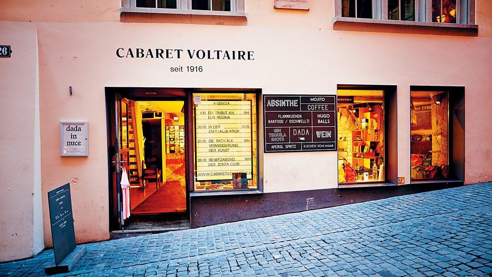 Cabaret Voltaire, Zürich | © Zürich Tourism/Christian Schnur