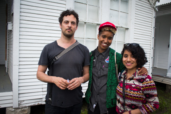 Jason Jones, Imani Jacqueline Brown, Yudith Nieto