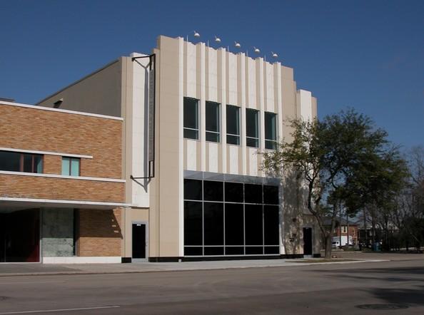 Lawndale Art Center Houston