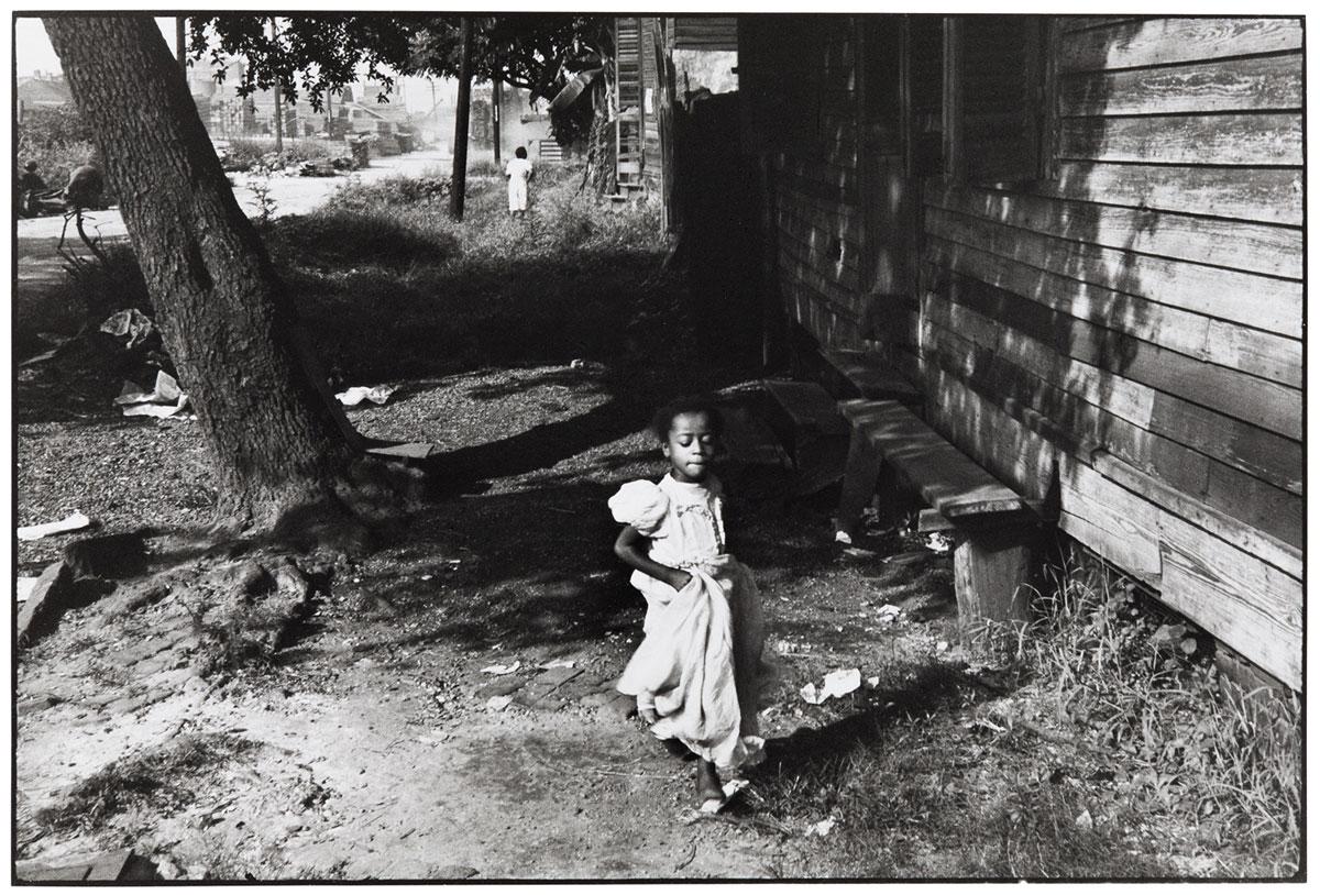 Louisiana, 1947