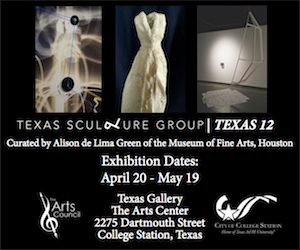 Arts Council of the Brazos Valley: TX Sculpture Group Show