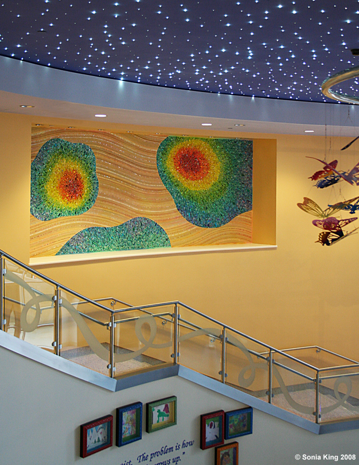 Nebula Chroma at Children's Medical Center of Dallas.