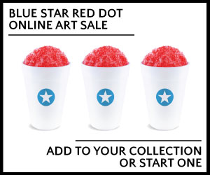 Blue Star Contemporary: Red Dot Online Store