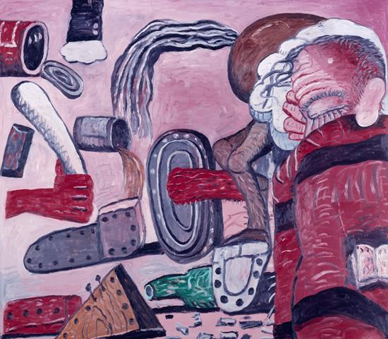 Guston, Legend (1977)