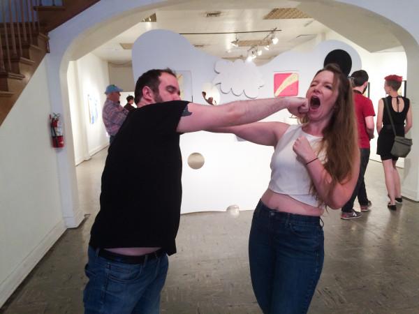 Michael McFadden & Carrie Schneider