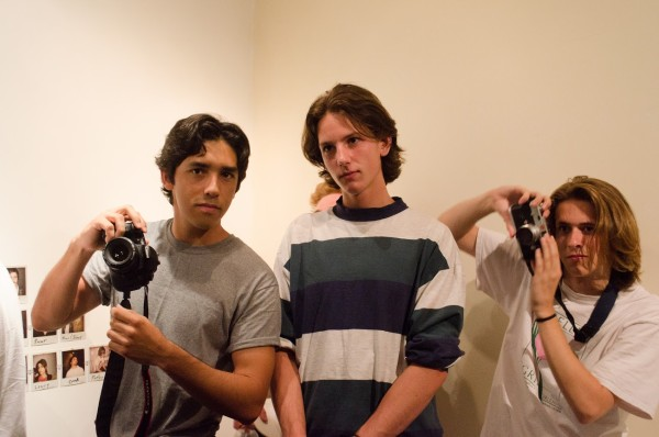Gabriel Perez, Colton Beasley, & Ben-Graham