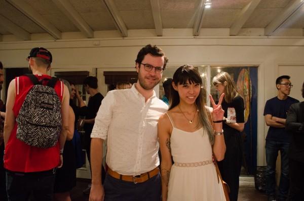 Matthew Crymble & Ellen Chou