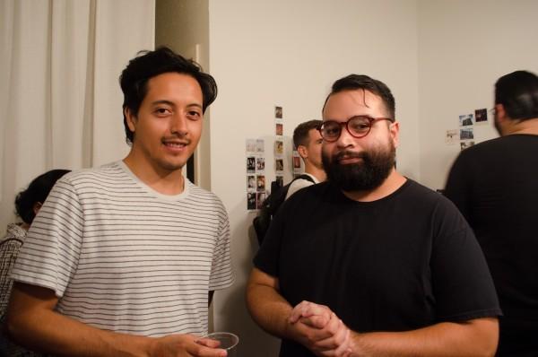 Miguel Martinez & Scott Charmin