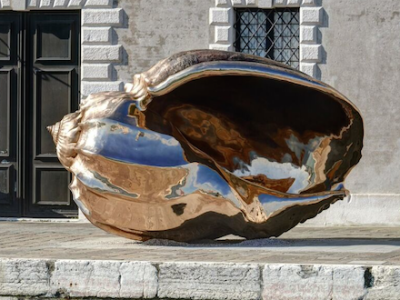 Marc Quinn sculpture