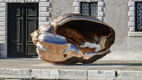 Marc Quinn sculpture