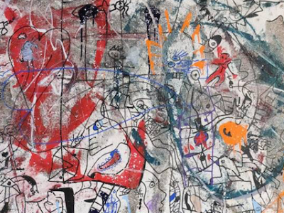 Exhibition by the Modern Impressionist Artist Ryan Spiritas