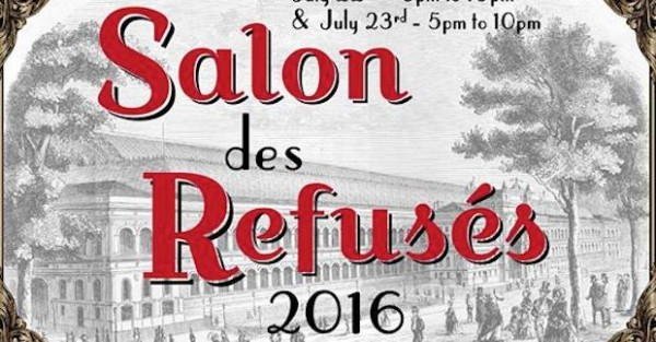 Top five july 21 2016 glasstire for A salon named desire