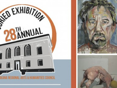 TRAHC's 28th Annual Juried Exhibition event image