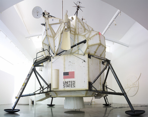 Tom Sachs, Apollo LEM, 2007