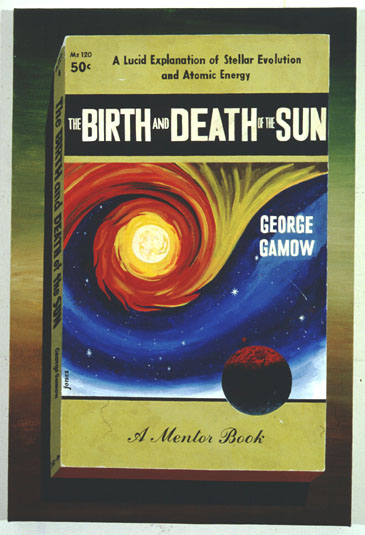 Bill Davenport, The Birth and Death of the Sun, 2000