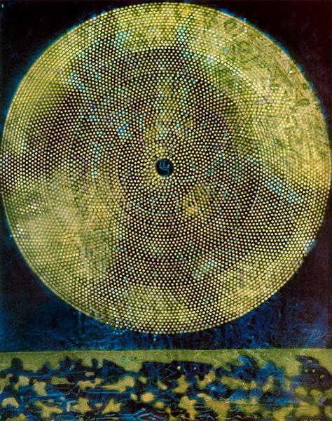 Max Ernst, Birth Of A Galaxy, 1969