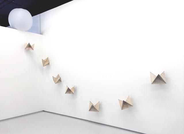 Rebecca Marino, Project Mogul, Art Palace Installation
