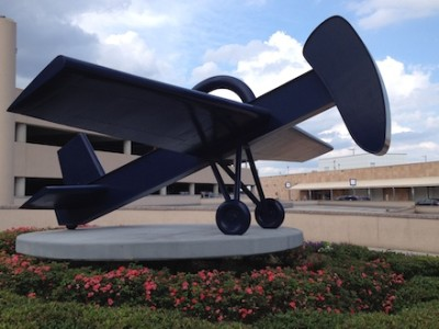 Jim Love sculpture