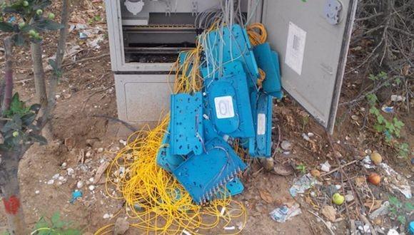 destroy the internet
