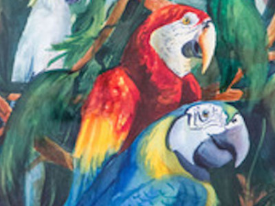 32nd Watercolor East Texas juried exhibition