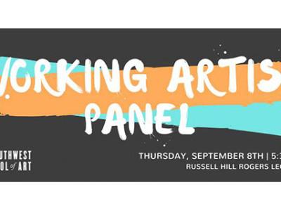 Working Artist Panel