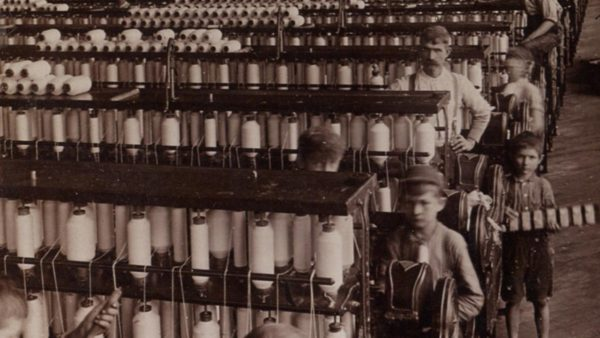 Still from Capitalism: Child Labor