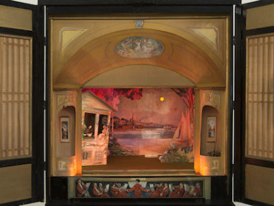 Parlour Games: Ruloff Kip's Toy Theatre