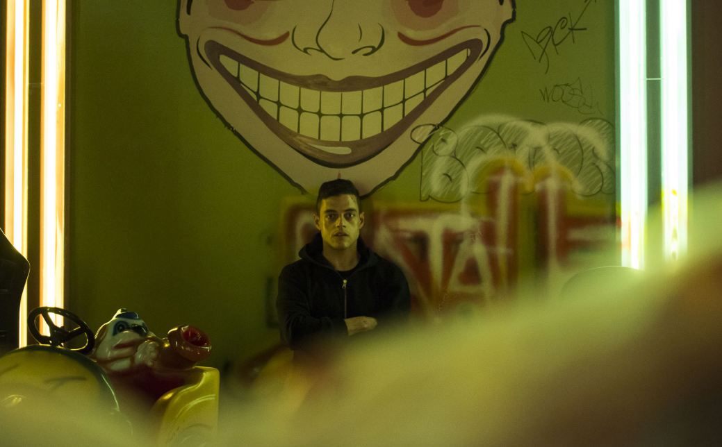 Still from Mr. Robot