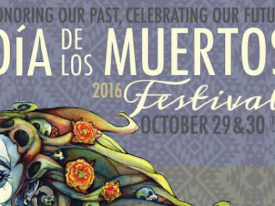 Dia de los Muertos Festival and Ofrenda