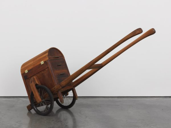 theaster-gates-soul-food-rickshaw-for-collard-greens-and-whiskey-2012