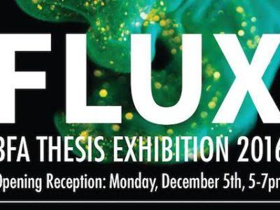 BFA show FLUX