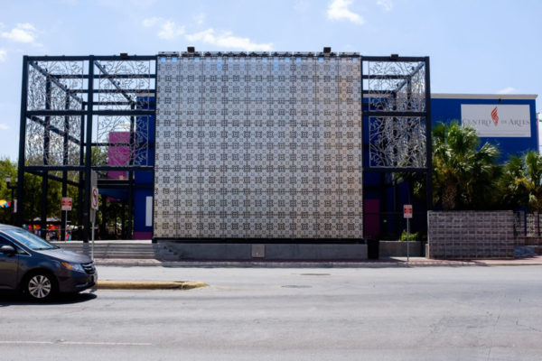 Centro de Artes, photo via Scott Ball/Rivard Report