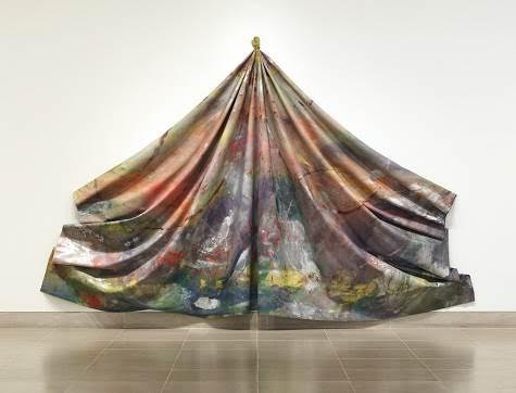 Sam Gilliam, Leaf, 1970