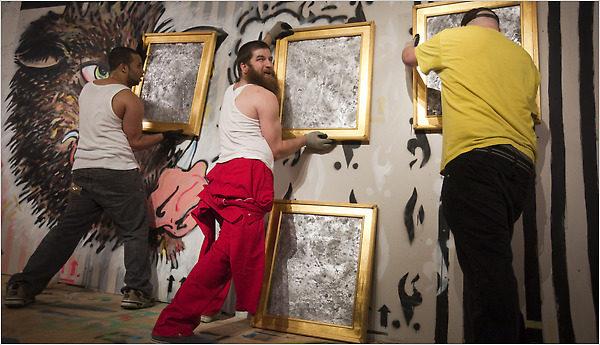 Art handling olympics