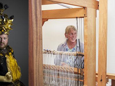 RESIDENT ARTIST TALKS BY ANTHONY SONNENBERG AND LISA HARDAWAY
