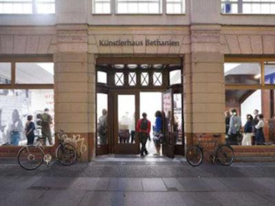 Street View, Künstlerhaus Bethanien, Berlin