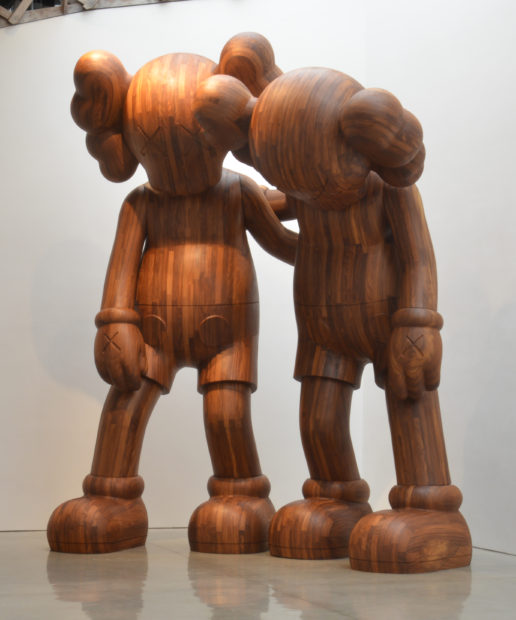 KAWS, Along the Way