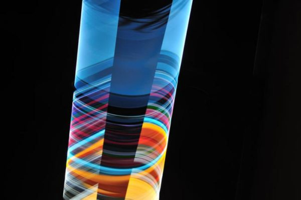 Columna, 2009, pigment ink print on archival paper, 40 x 60 in.