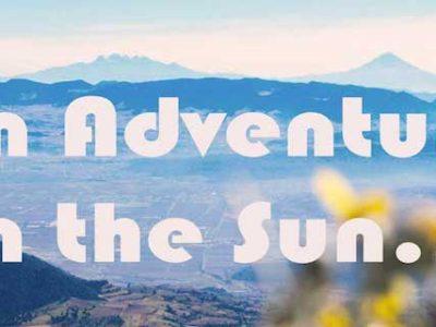 adventure in the sun