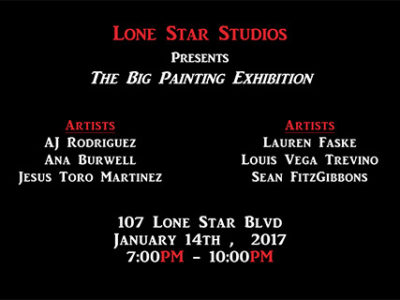 Big Painting Exhibition