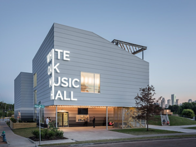 Photo Courtesy of White Oak Music Hall